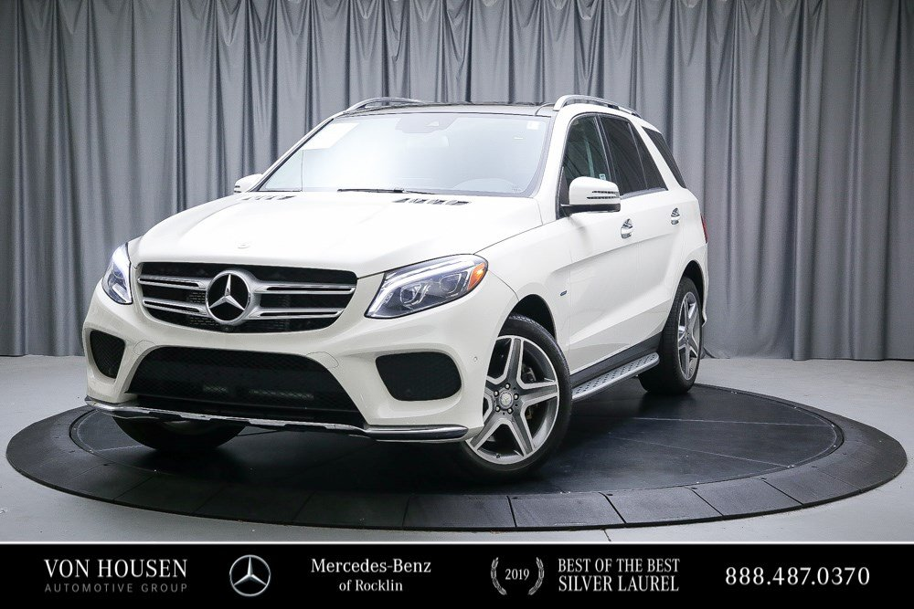 Certified Pre-Owned 2016 Mercedes-Benz GLE GLE 550 Sport