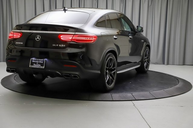 New 2019 Mercedes-Benz AMG® GLE 63 S AWD 4MATIC®