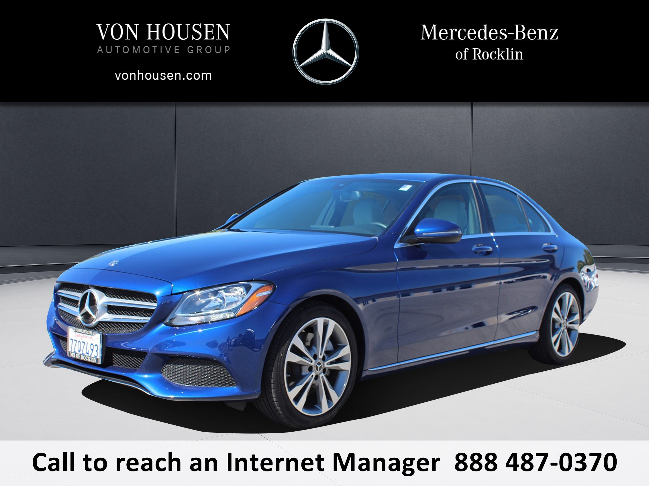 Superb Pre Owned 2018 Mercedes Benz C Class C 300