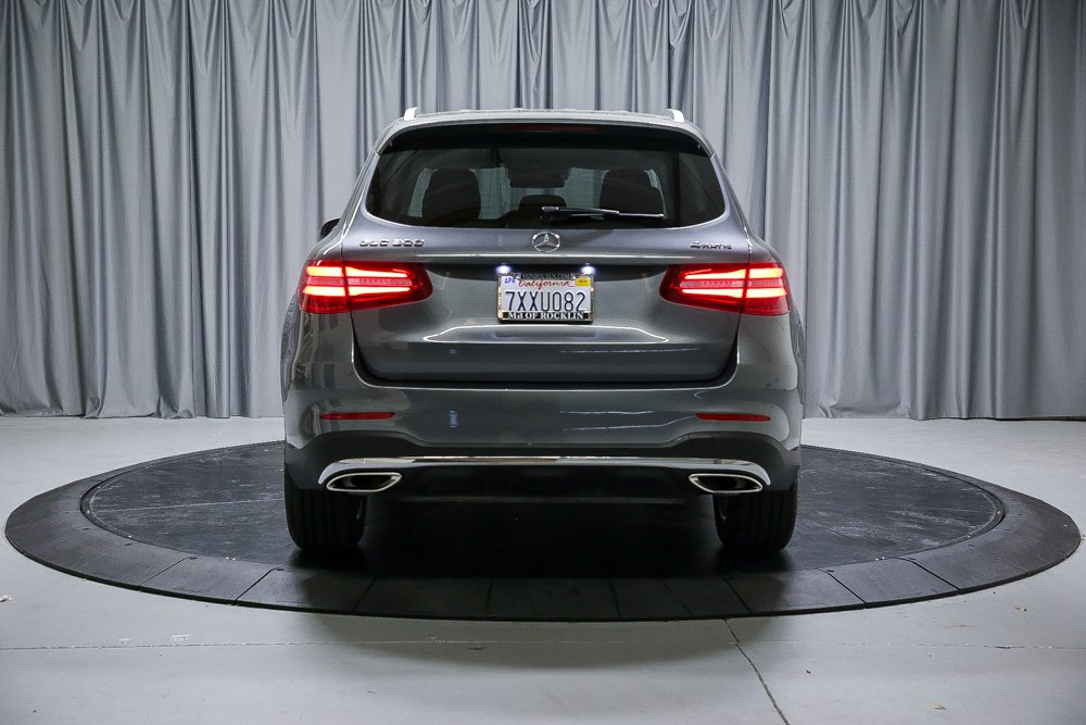 Certified Pre-Owned 2017 Mercedes-Benz GLC GLC 300 Sport