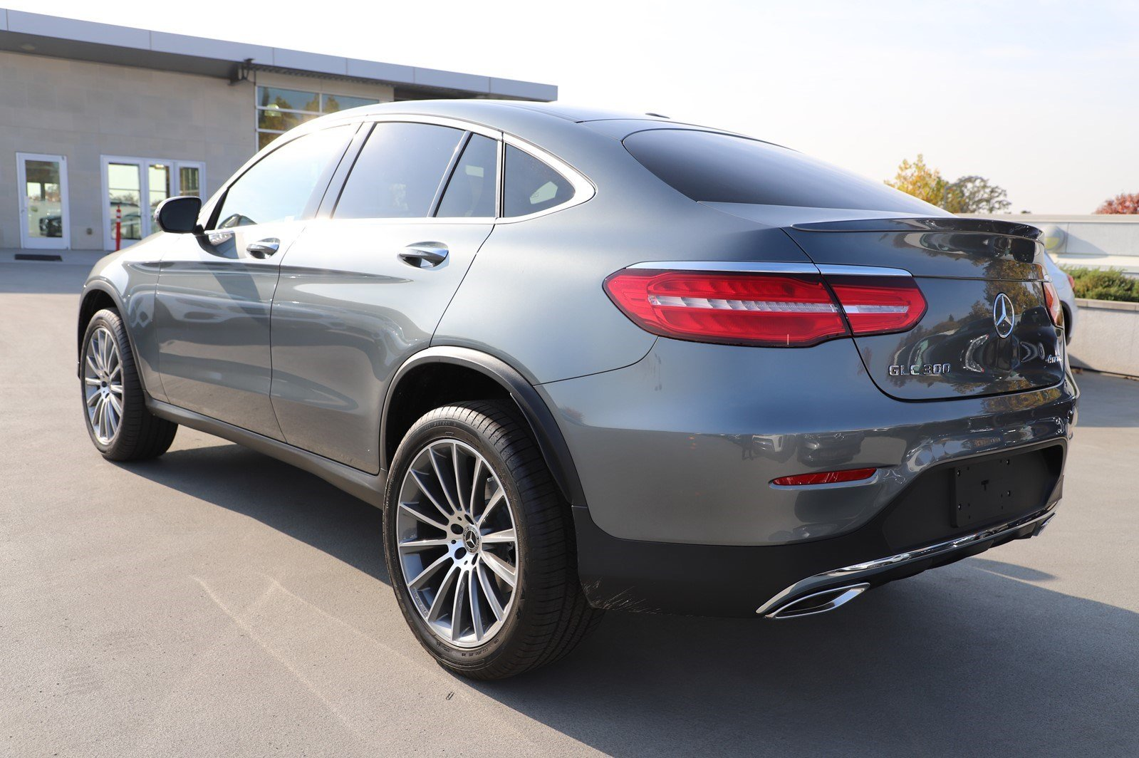 Mercedes Benz Of Rocklin >> New 2019 Mercedes-Benz GLC GLC 300 Sport Utility in Rocklin #N13417 | Mercedes-Benz of Rocklin