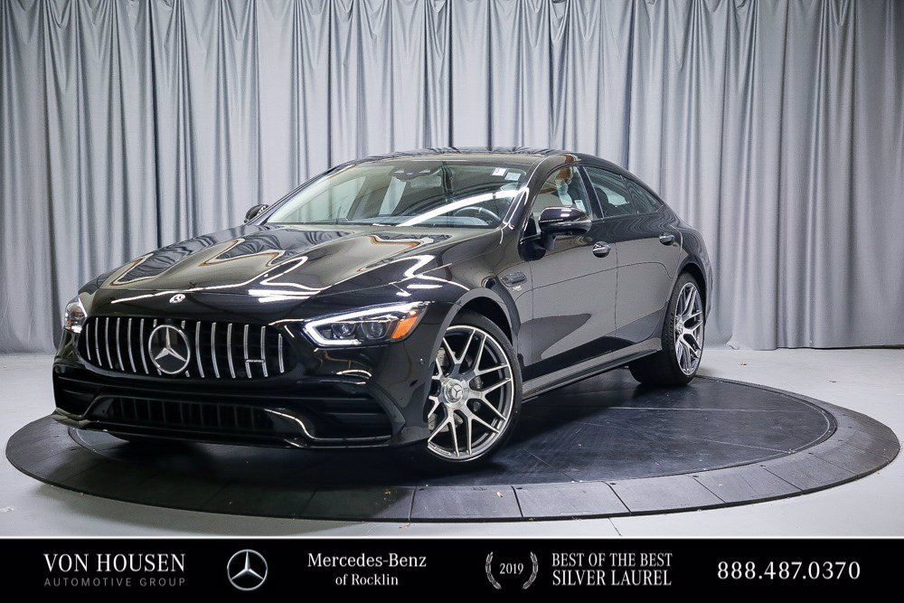 Pre-Owned 2020 Mercedes-Benz AMG® GT AMG® GT 53