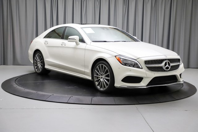 Certified Pre-Owned 2016 Mercedes-Benz CLS CLS 550