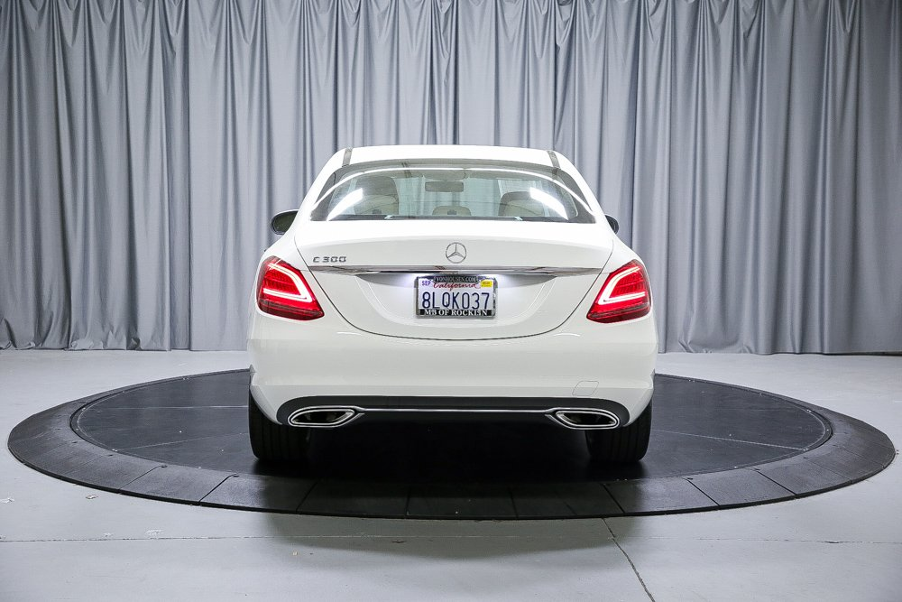 Certified Pre-Owned 2020 Mercedes-Benz C-Class C 300