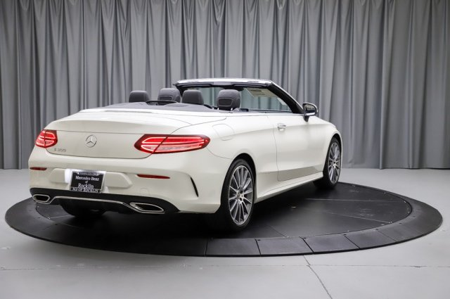 Beste New 2019 Mercedes-Benz C-Class C 300 Sport CABRIOLET in Rocklin CY-83