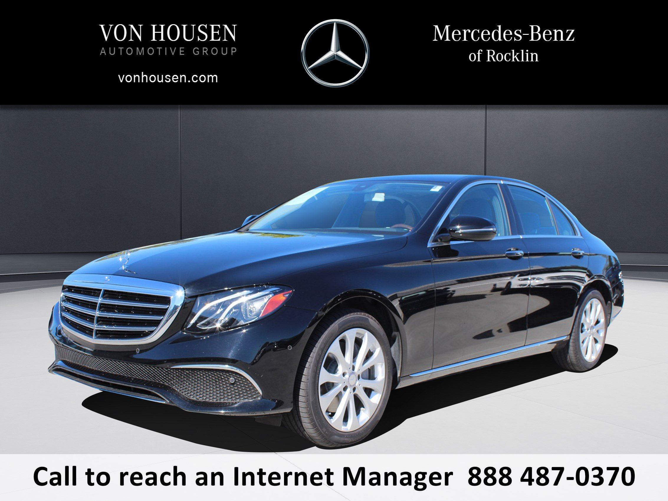 Certified Pre Owned 2017 Mercedes Benz E Class E 300 Luxury 4dr Car