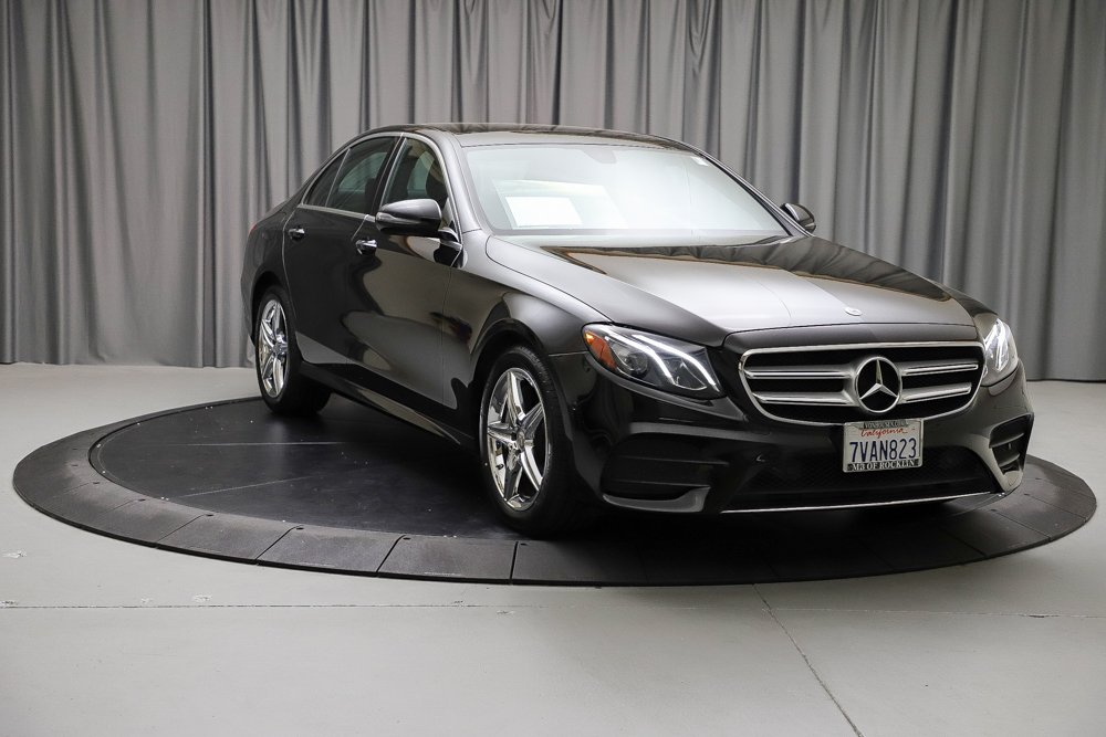 Certified Pre-Owned 2017 Mercedes-Benz E-Class E 300W4