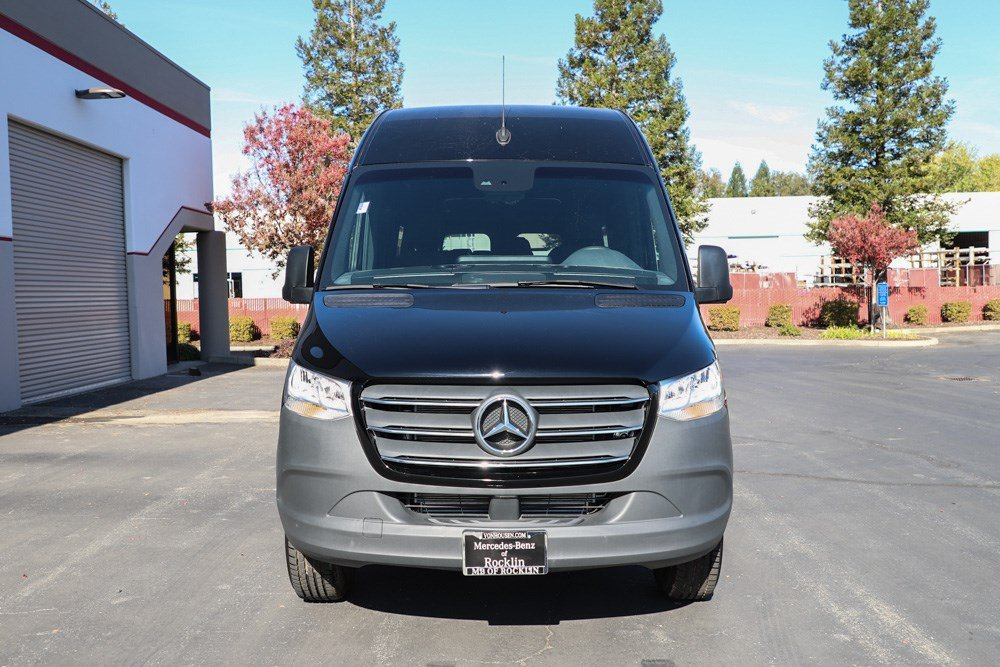 New 2019 Mercedes-Benz Sprinter Passenger Van M2PV76