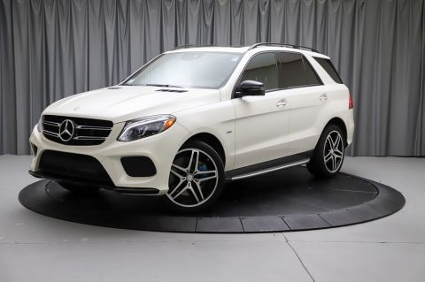 Certified Pre-Owned 2017 Mercedes-Benz GLE GLE 550