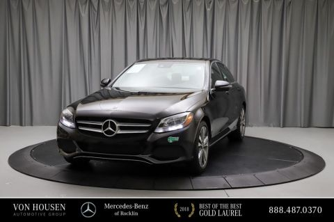 Certified Pre-Owned 2016 Mercedes-Benz C-Class C 350