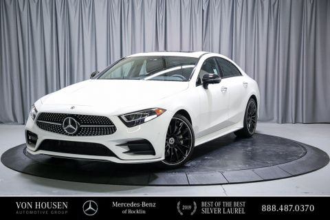 Certified Pre-Owned 2020 Mercedes-Benz CLS CLS 450