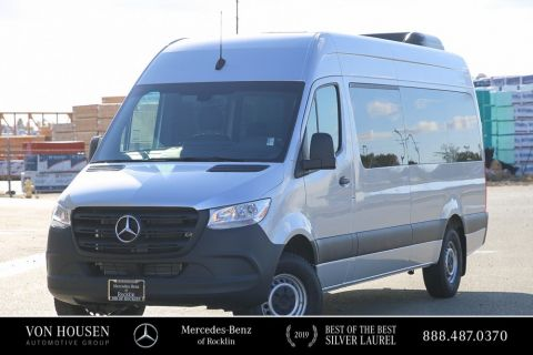 New 2019 Mercedes-Benz Sprinter Passenger Van M2PV7G